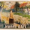 """L'affiche 160x240 de """"La vie merveilleuse de Jeanne d'Arc"""""""